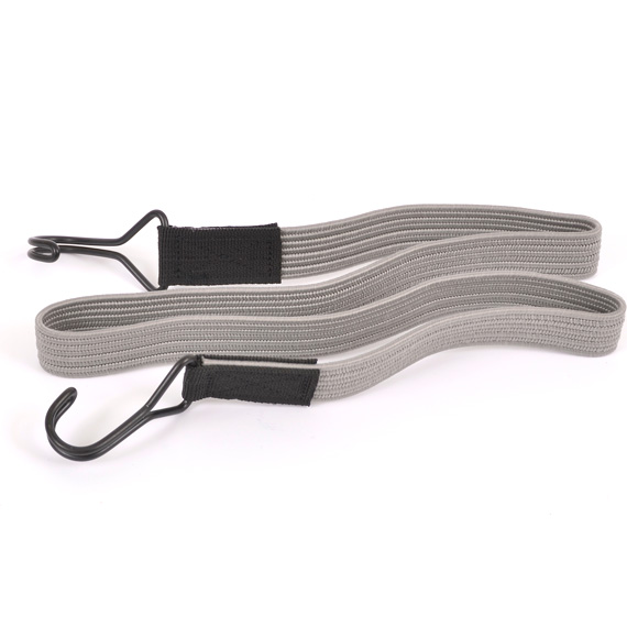 grey bungee straps