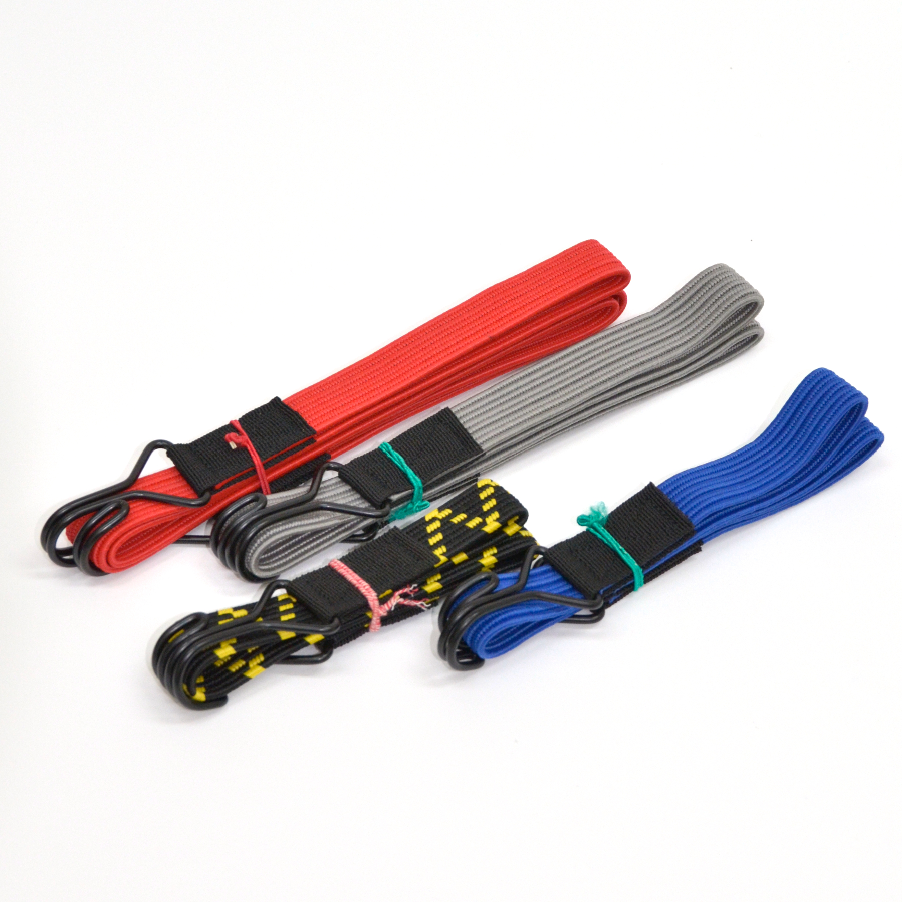Bungee Straps in Multi-coloured