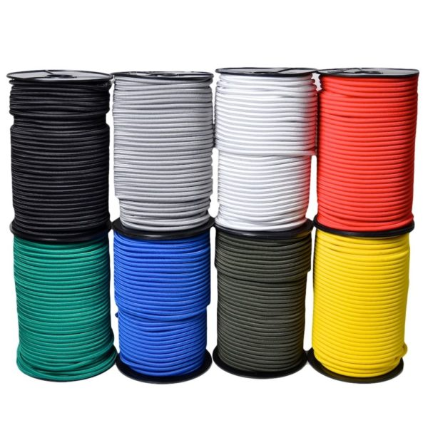 Lastoflex colourful bungee cord